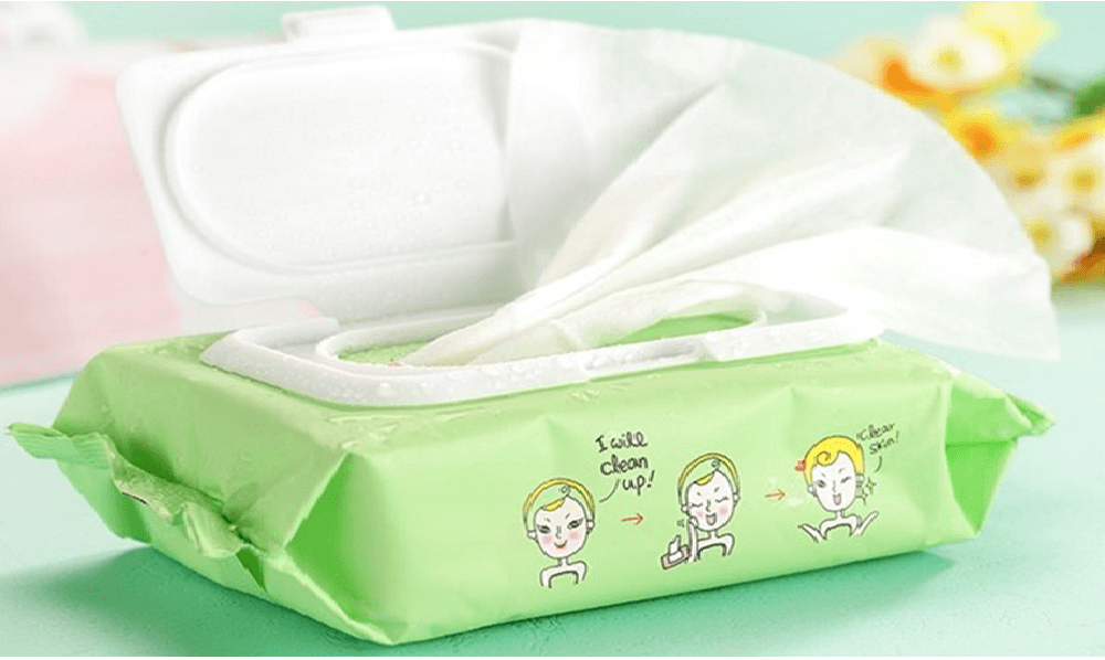 BABY WIPES CASE SEALING GLUE