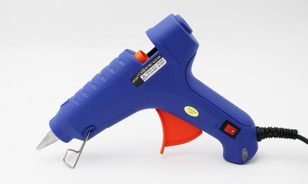 Nyleo – 60W HOT MELT GLUE GUN