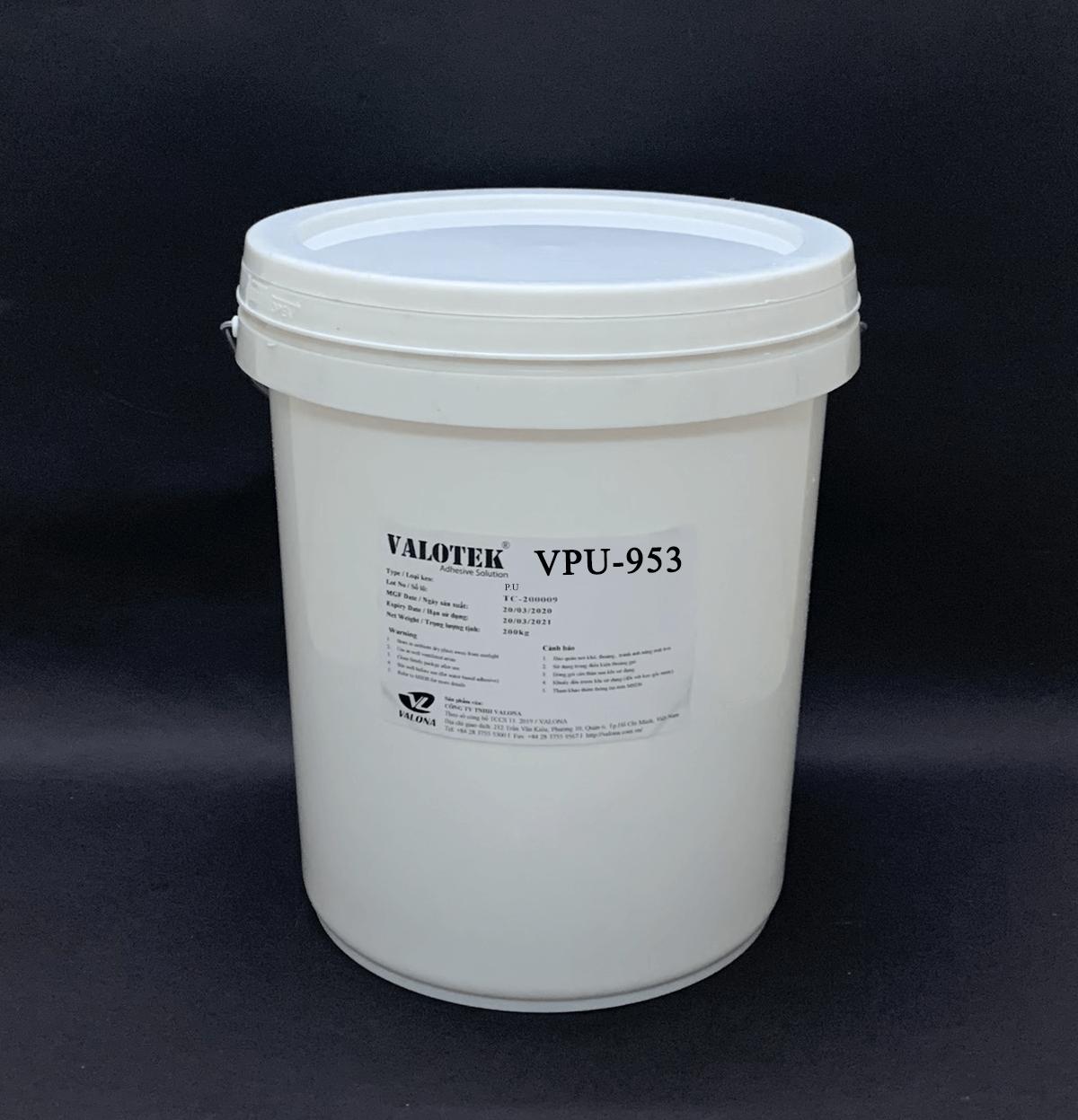 KEO DÁN MÀNG PVC VALOTEK VPU-953