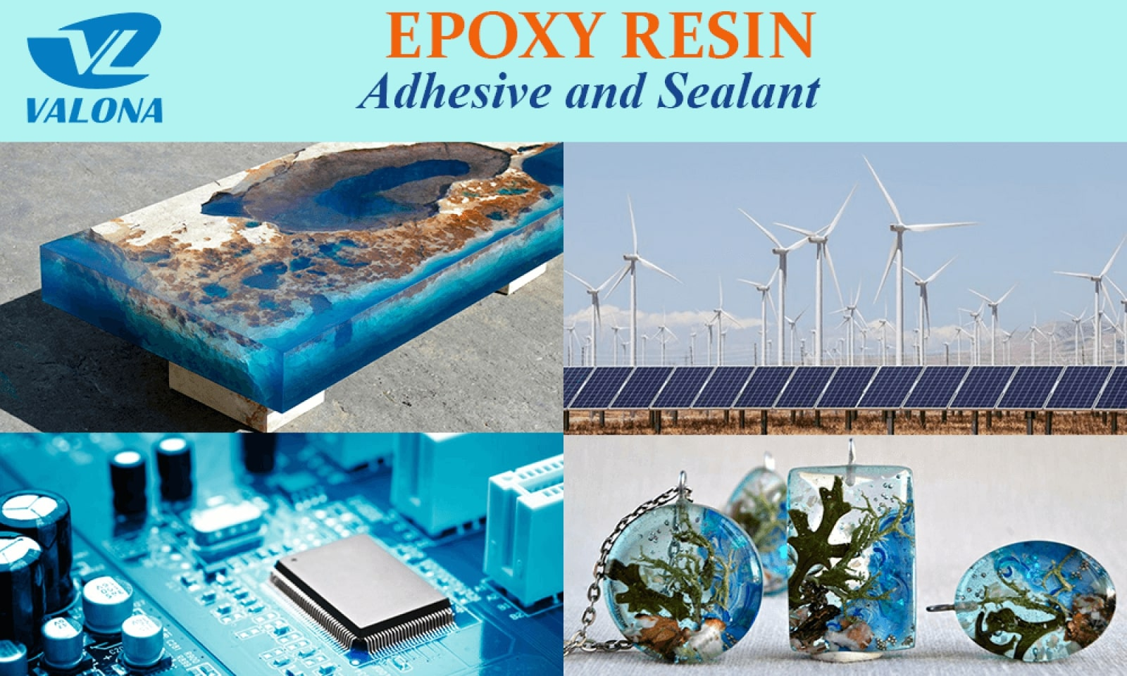Epoxy resin adhesive